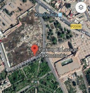 andré heller garden marrakech - come arrivare