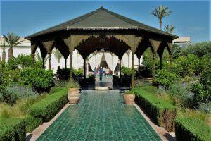 cosa visitare marrakech jardin secret
