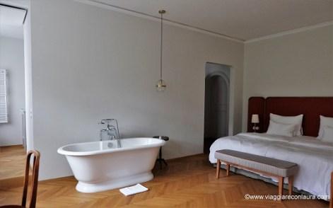 hotel a lana con spa villa arnica