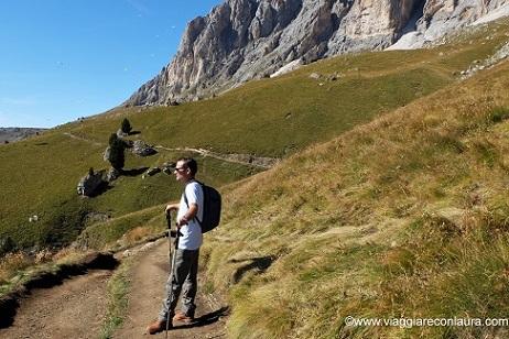 val gardena escursioni facili friedrich august weg