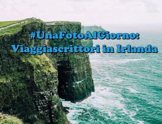 Una foto al giorno: viaggiascrittori in Irlanda
