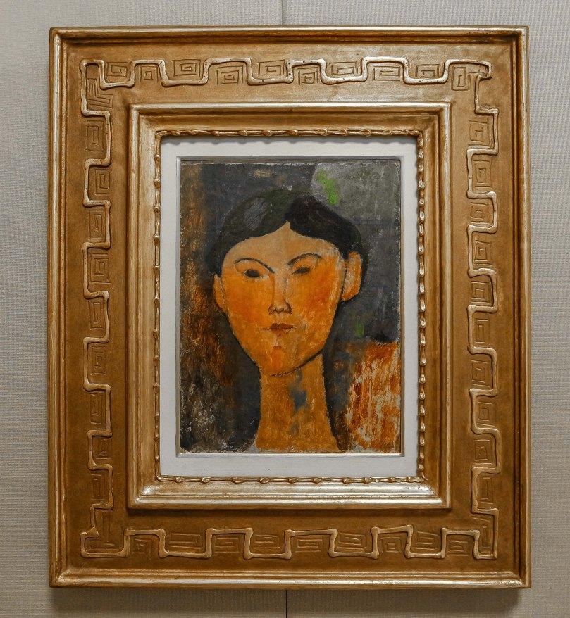 Rosa Porporina, Amedeo Modigliani