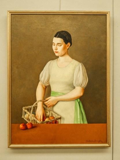 Margherita, Antonio Donghi