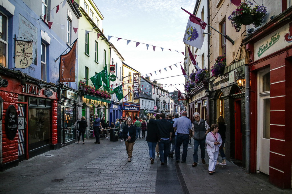 Galway cosa vedere