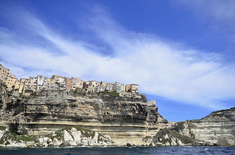 Bonifacio (Corsica fuori stagione)