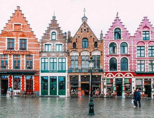 Bruges cosa vedere in un giorno