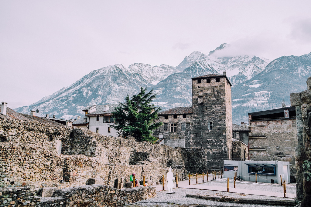 Aosta, what to do in a day
