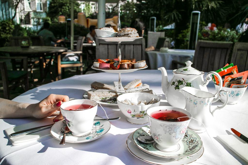 k+k hotel george tè delle cinque
