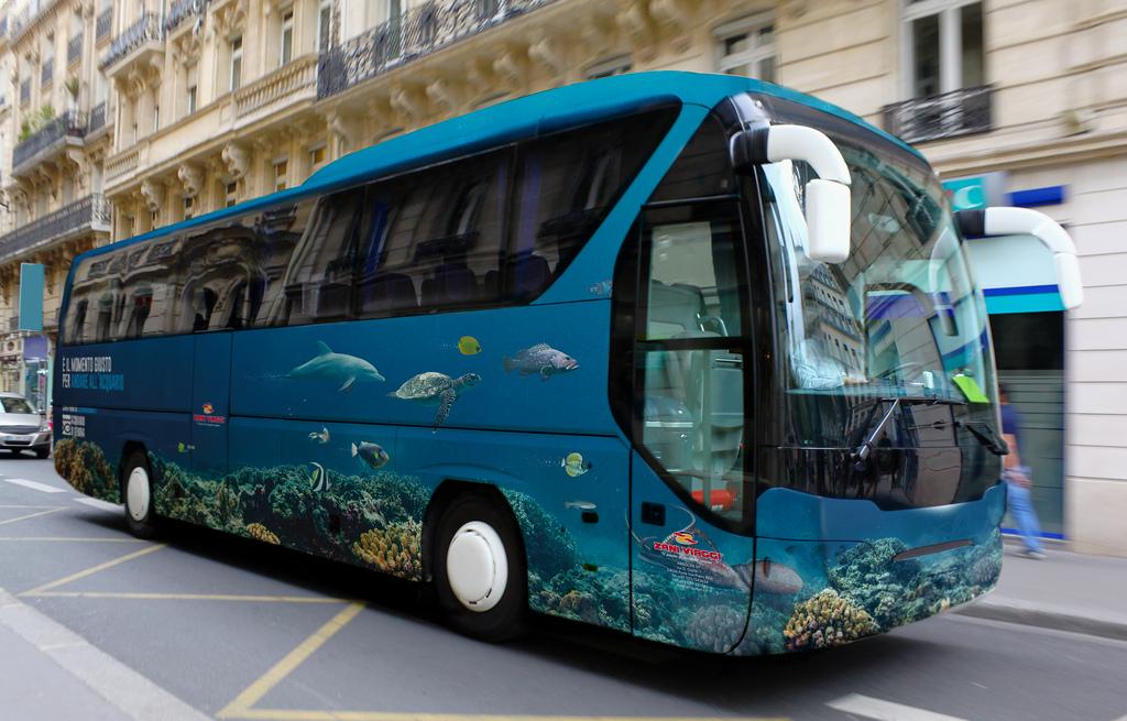 Navetta gratuita, Acquario di Genova