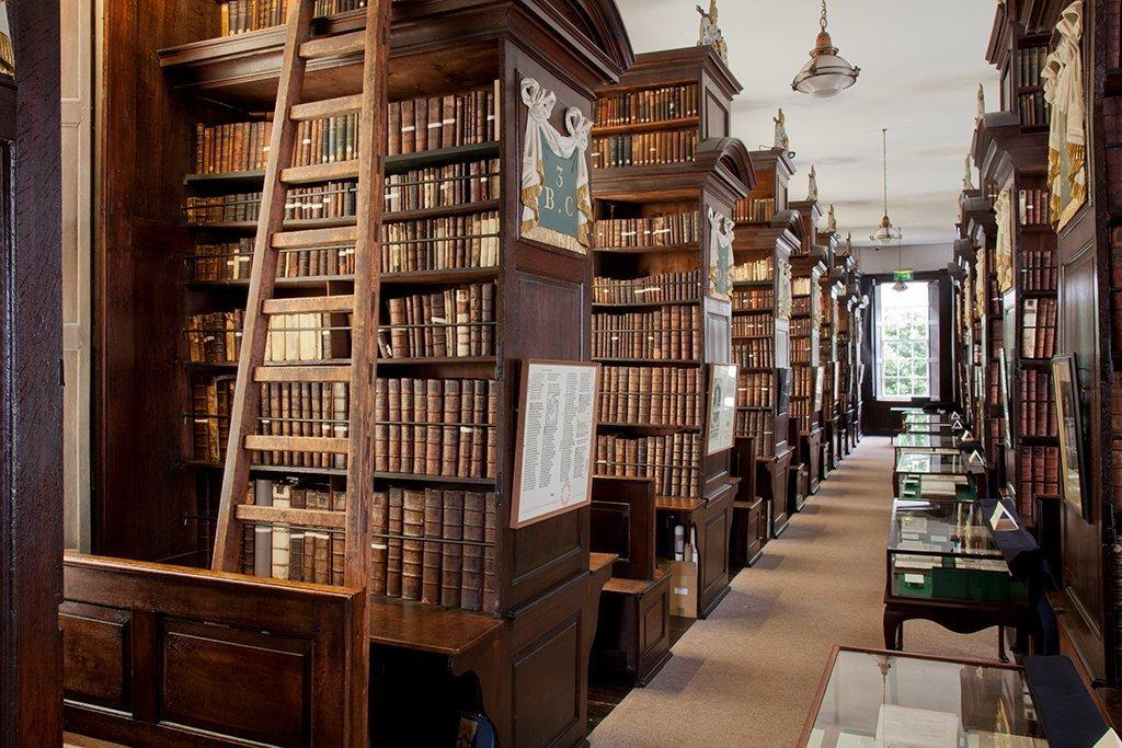 Marsh's Library di Dublino