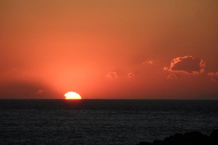 tramonto da Panormos