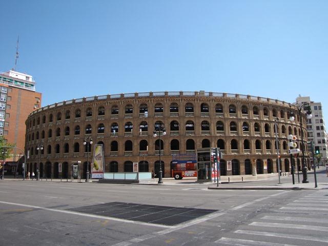 Spagna - Valencia - Plaza De Toros