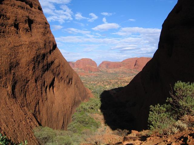 Australia - Nel cuore dell'Outback - Kata Tjuta Valley of the Winds Walk