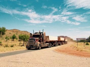 Australia - Nel cuore dell'Outback - Road Train