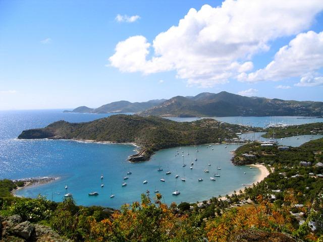 Antigua e Barbuda - Dalle alture Shirley Heights