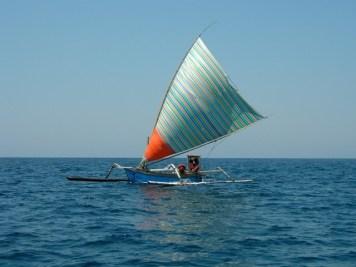 Indonesia - Gili Islands - Imbarcazione tipica