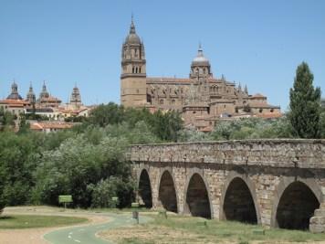 Spagna - Salamanca - Puente Romano