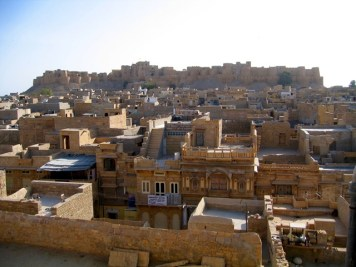 India - Jaisalmer - Veduta del Sonar Qila