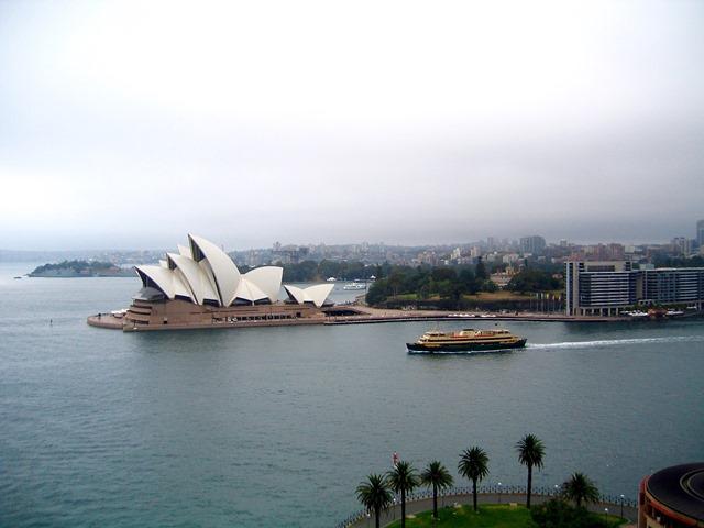 Australia - Sydney - Sydney Opera House