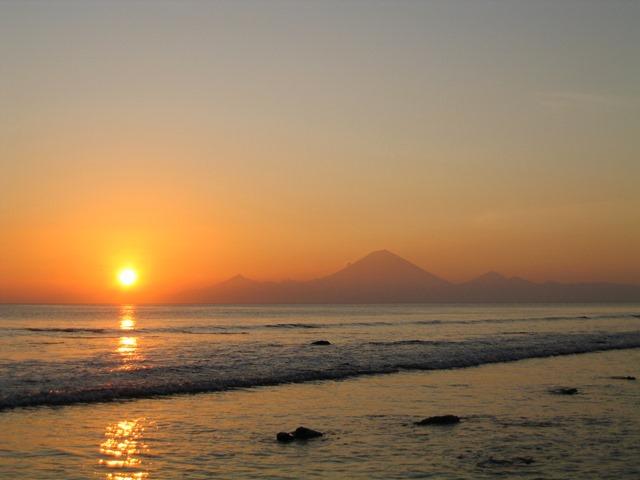 Indonesia - Gili Trawangan - Tramonto
