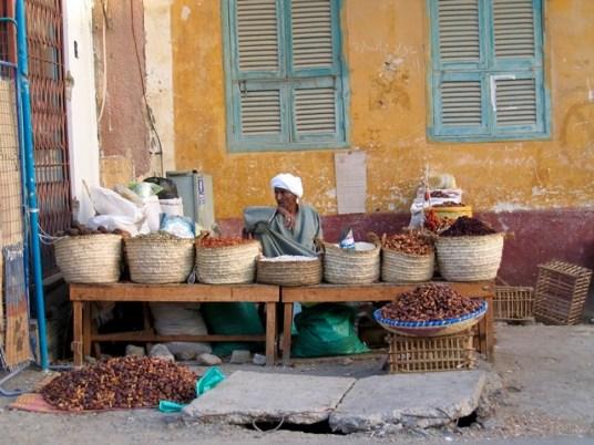 Egitto - El Quseir - Venditore di spezie
