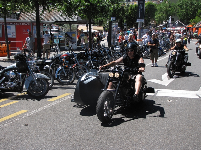 19th European H.O.G. Rally & Swiss Harley Days, Lugano-Campione