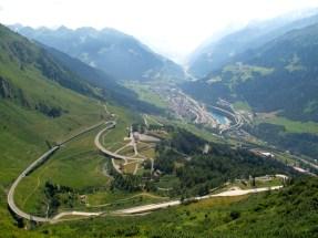 Svizzera - Passo del San Gottardo