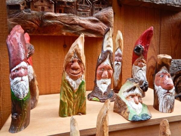 Fiera di Sant'Orso - Artigiananto in legno