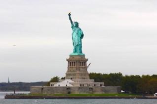 U.S.A. - New York City - Statue of Liberty