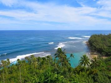 Hawaii - Kauai - Ke'e State Beach Park