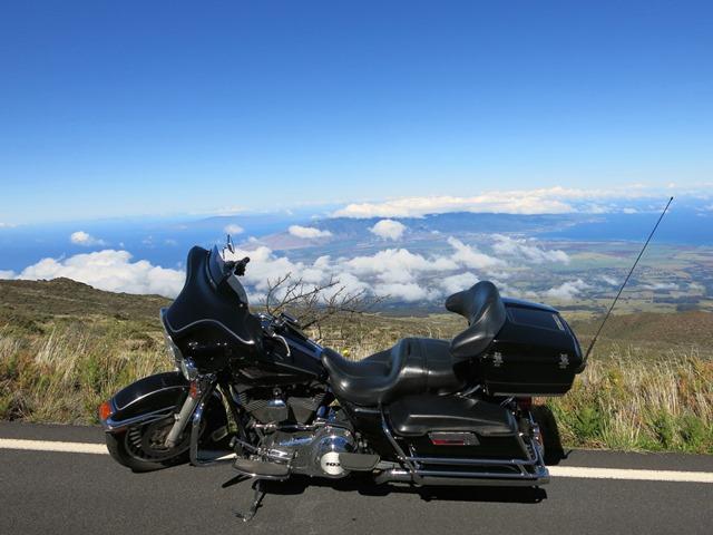 Hawaii - Maui - Veduta dal monte Haleakala