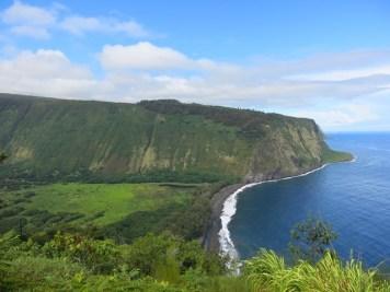 Hawaii Island - Waipio Valley Lookout