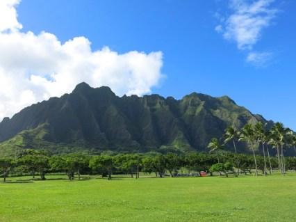 Hawaii - Oahu - Kualoa Regional Park