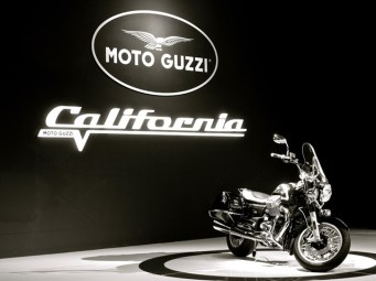 Moto Guzzi - California Touring 1400