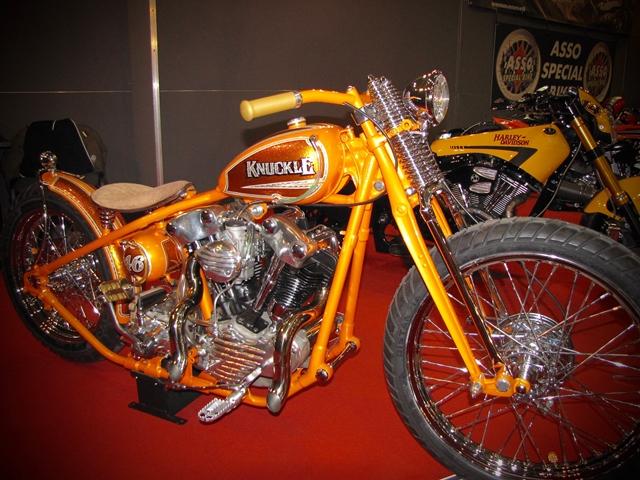 Motodays 2012 fiera Roma