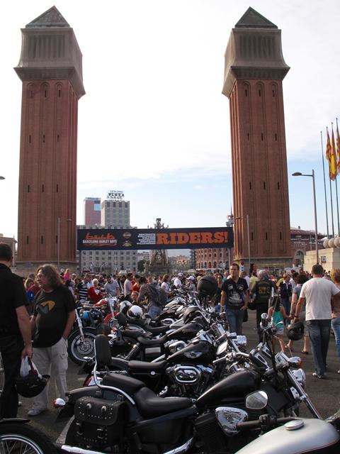 Barcelona Harley Days 2011