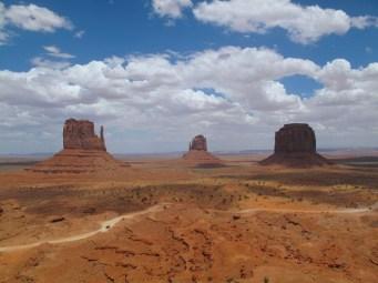 Viaggio in moto negli USA - Arizona - Monument Valley Navajo Tribal Park