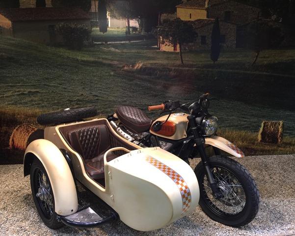 Motodays 2016 fiera Roma