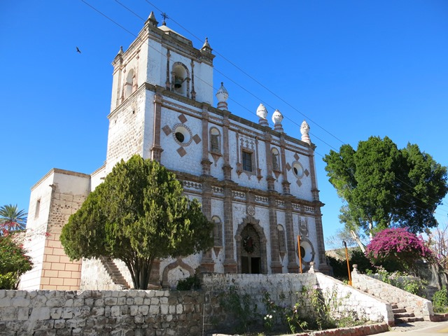 Baja California - San Ignacio - Misión San Ignacio Kadakaamán