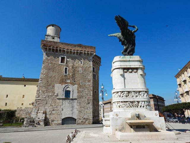 Benevento - Rocca dei Rettori