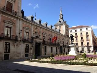 Spagna - Madrid - Plaza de la Villa