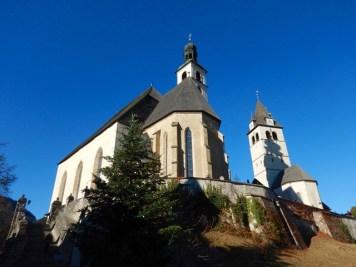 Kitzbühel - Liebfrauenkirche (Chiesa della Madonna)