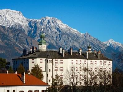 Innsbruck - Catello di Ambras