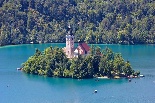 Slovenia Wanderlusttag