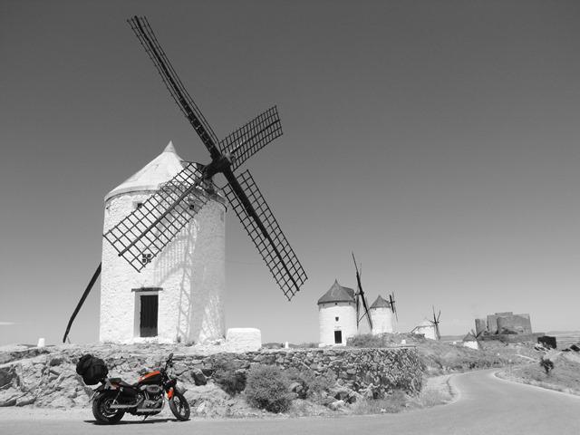 Spagna Don Chisciotte