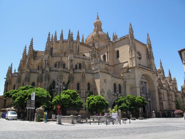 Spagna - Segovia - Catedral de Nuestra Señora de la Asunción y de San Frutos