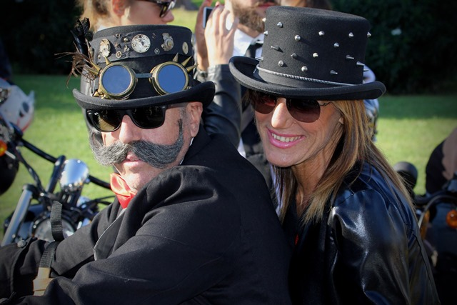 The 2016 Distinguished Gentleman's Ride