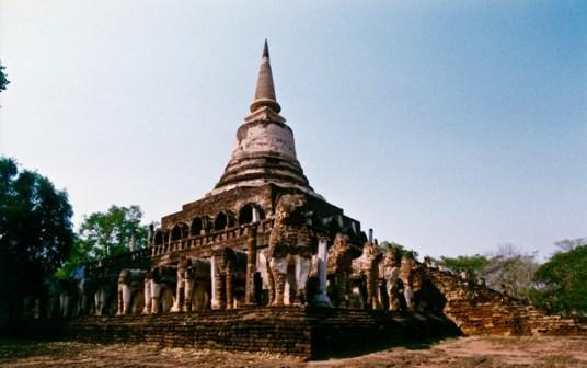Thailand - Sukhothai - Wat Changlom