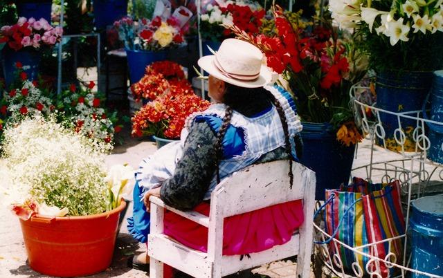 Ecuador - Cuenca - Scena di vita
