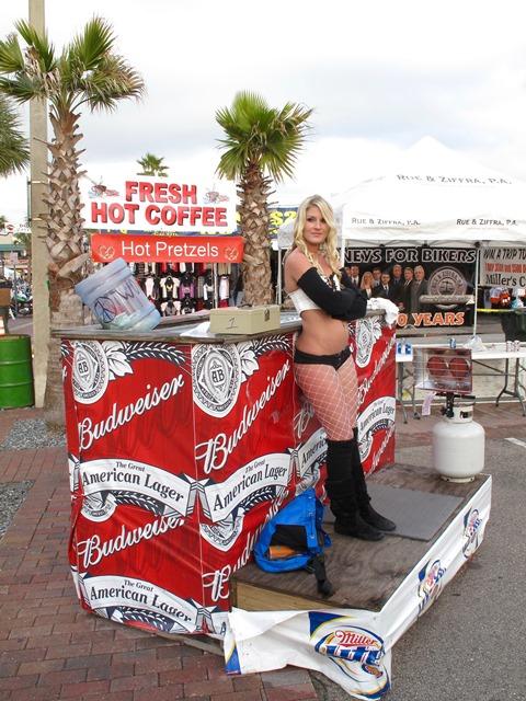 U.S.A. - Daytona Beach - 69th Bike Week